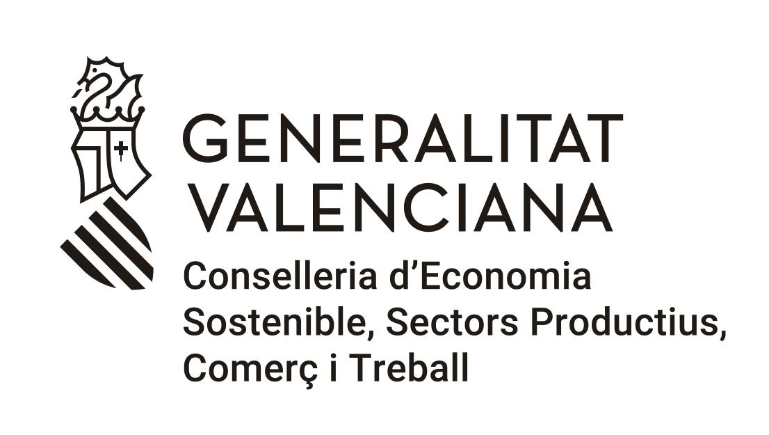 Proyecto subvencionado por la Conselleria d'Economia Sostenible, Sectors Productius, Comerç i Treball - SANSAN®